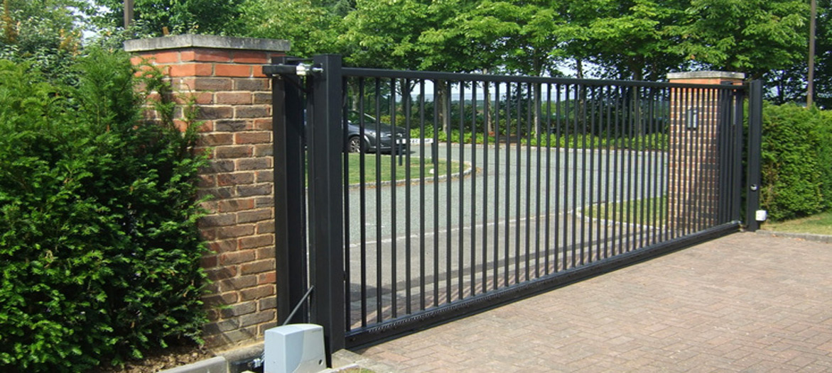 Glasgow Electric Gate Installer